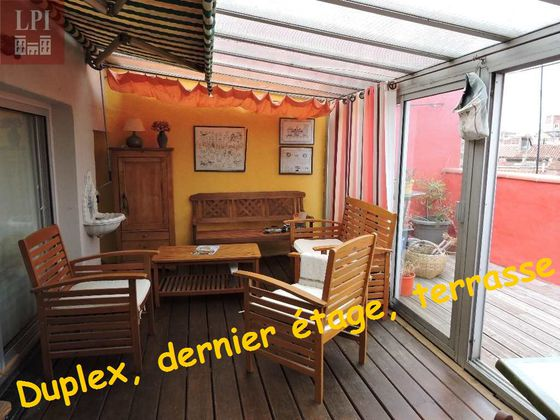 Vente duplex 6 pièces 211 m2
