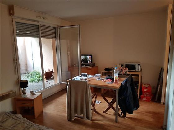 Vente studio 29 m2