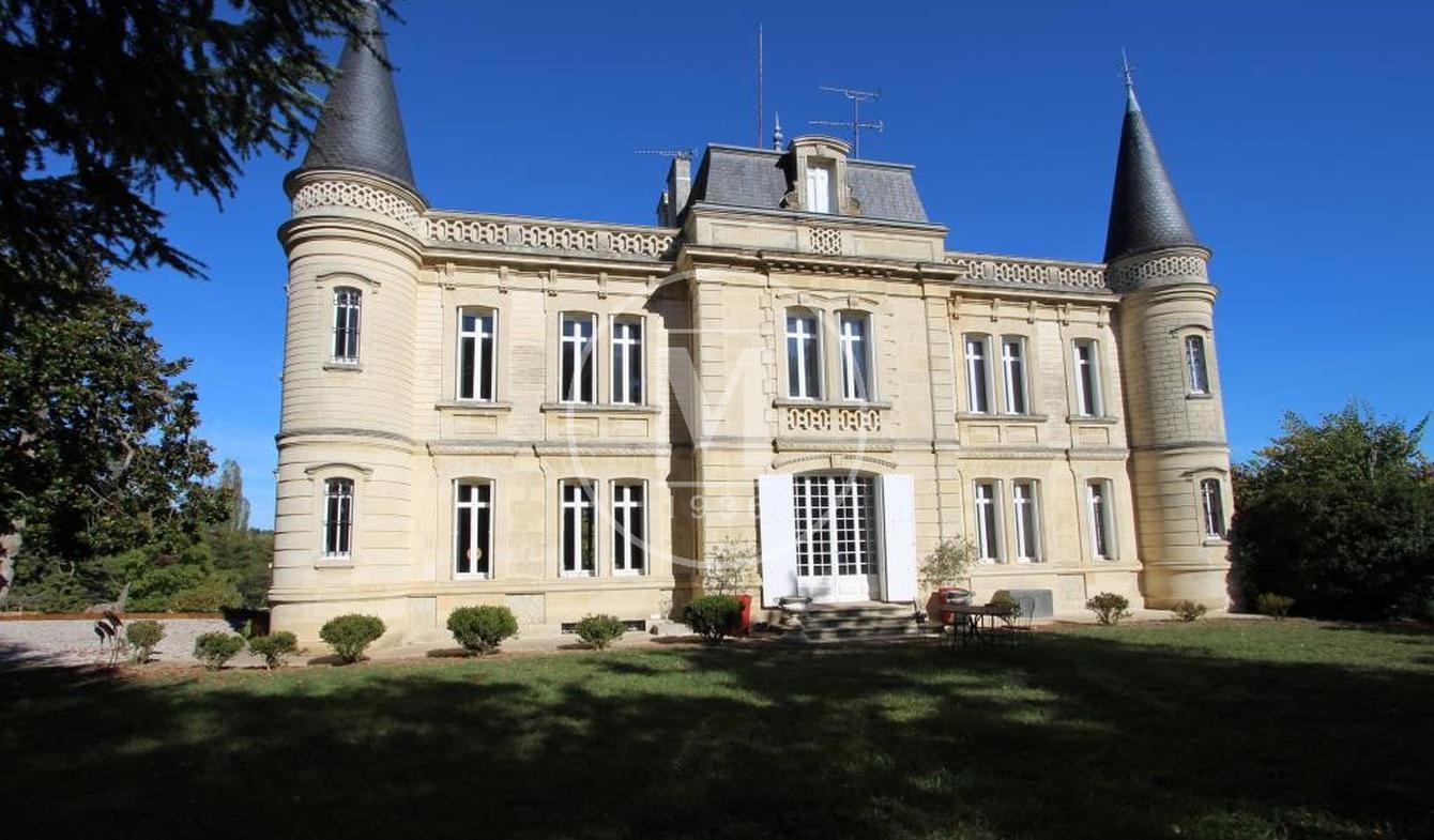 Castle Podensac