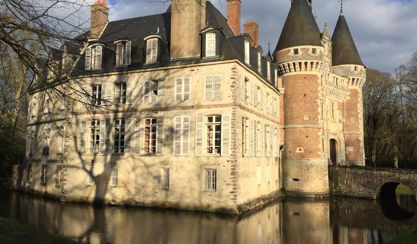 Château classé monument historique Mondoubleau