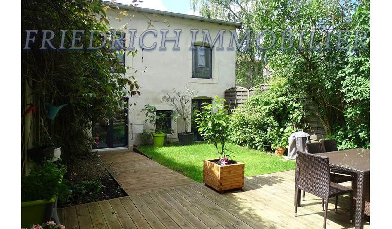 Maison avec terrasse Commercy