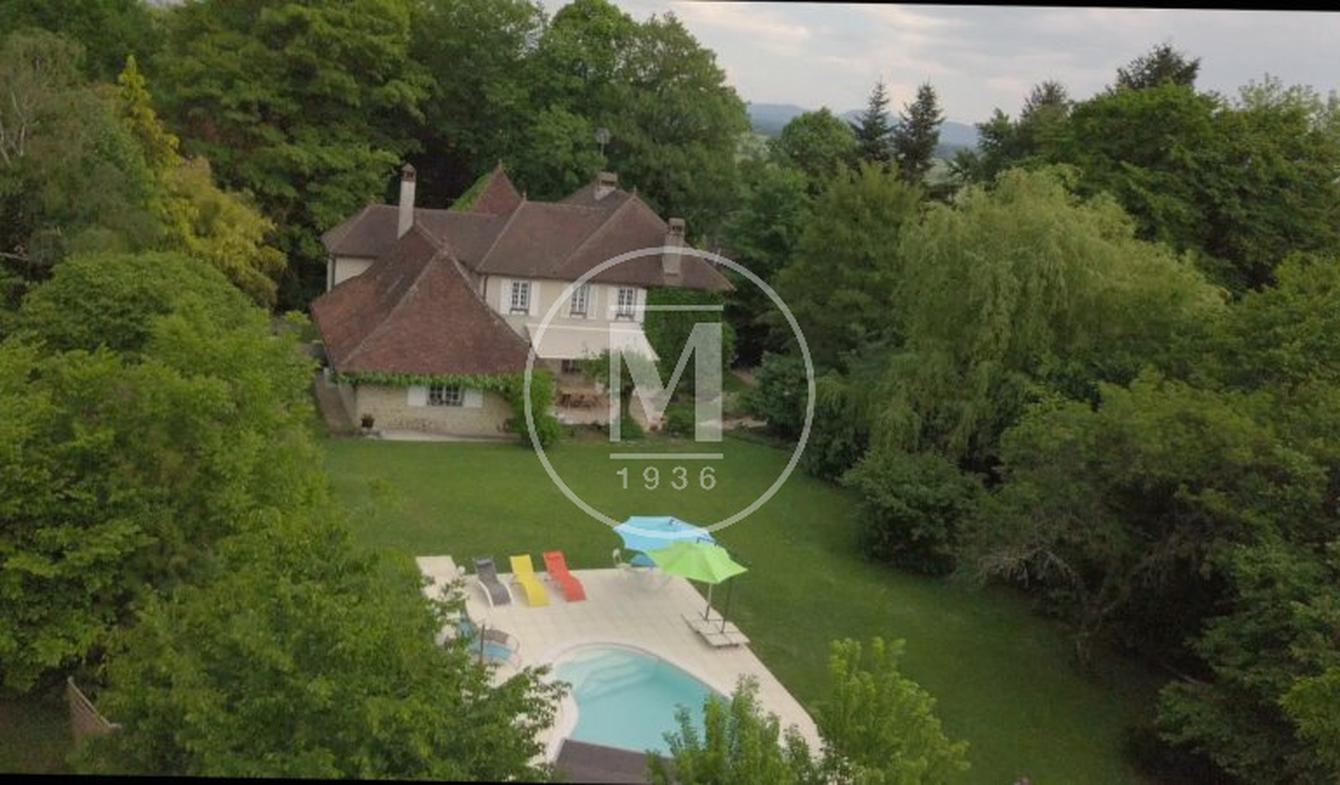 Maison avec terrasse Germigney