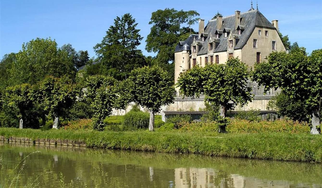 Castle Chatillon-en-bazois