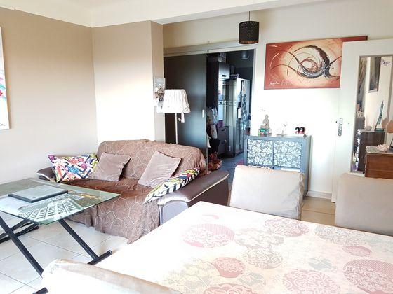 Vente appartement 3 pièces 55,67 m2