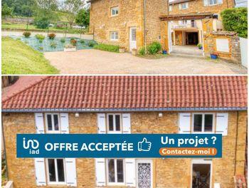 maison à Saint-Germain-sur-l'Arbresle (69)