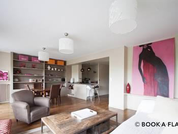 Appartement meublé 3 pièces 82 m2