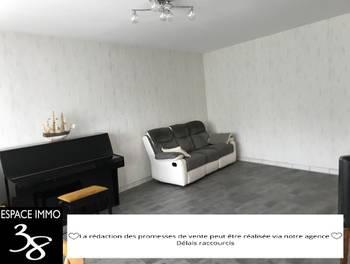 Appartement 4 pièces 86,86 m2