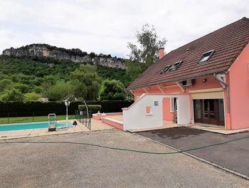 maison à Brégnier-Cordon (01)