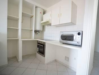 Appartement 2 pièces 35,53 m2