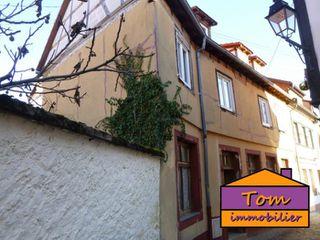 Maison Wissembourg (67160)