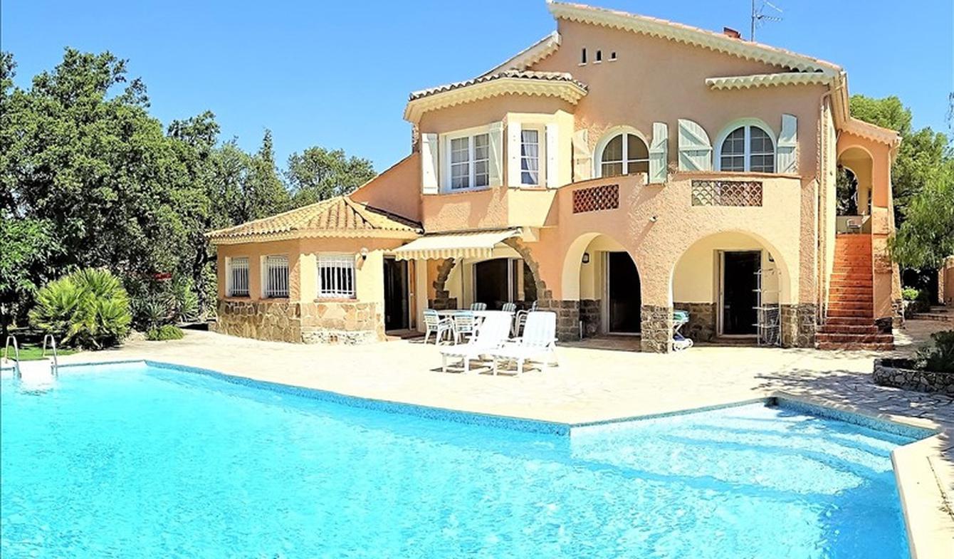 Villa with pool Saint-raphael