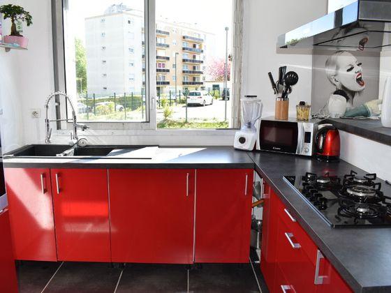 vente Appartement 2 pièces 54 m2 Brest
