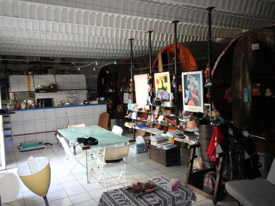 Vente studio 119 m2