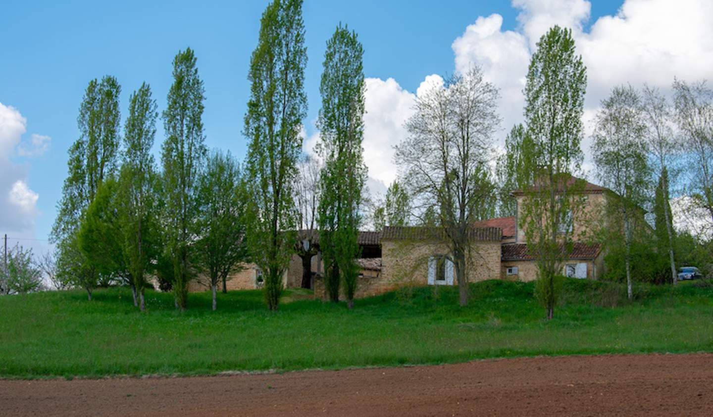 Property with pool and garden Fouleix