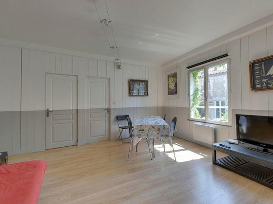 Vente appartement 2 pièces 40,54 m2