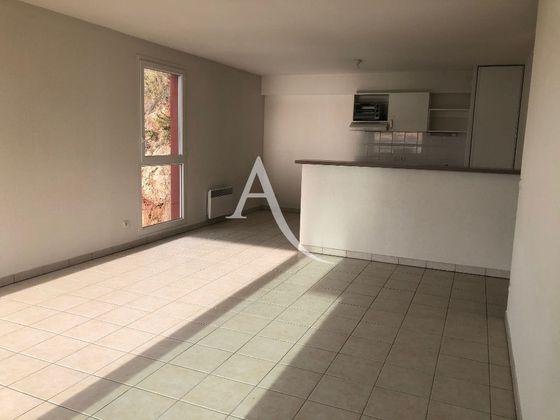 Vente appartement 2 pièces 55,55 m2