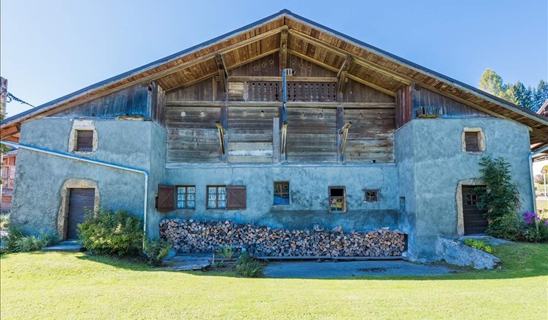 Farm house Megeve