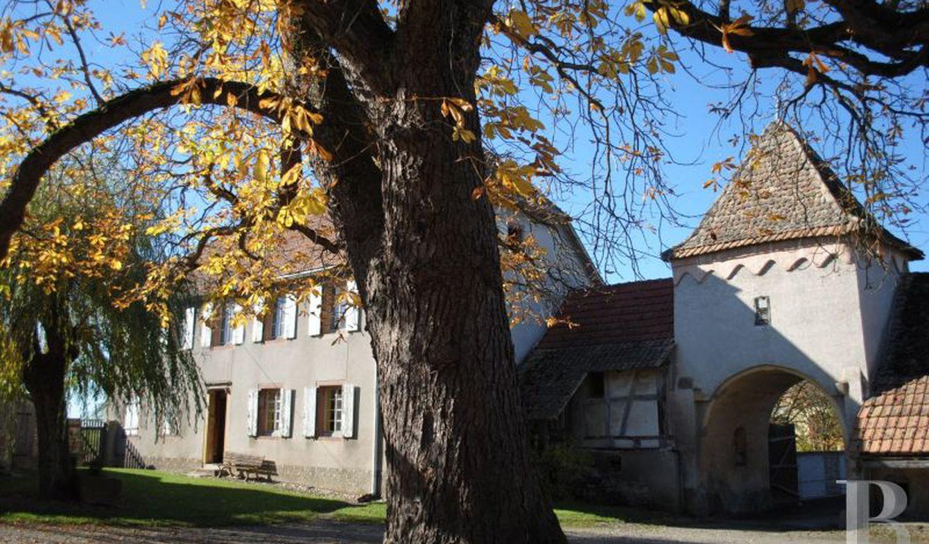 Vente Corps de Ferme de Luxe Colmar   480 000 €   240 m²
