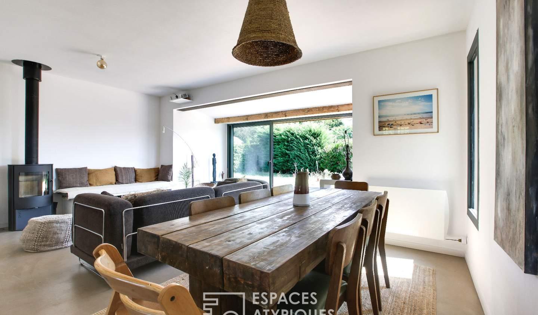 Maison avec terrasse Saubion