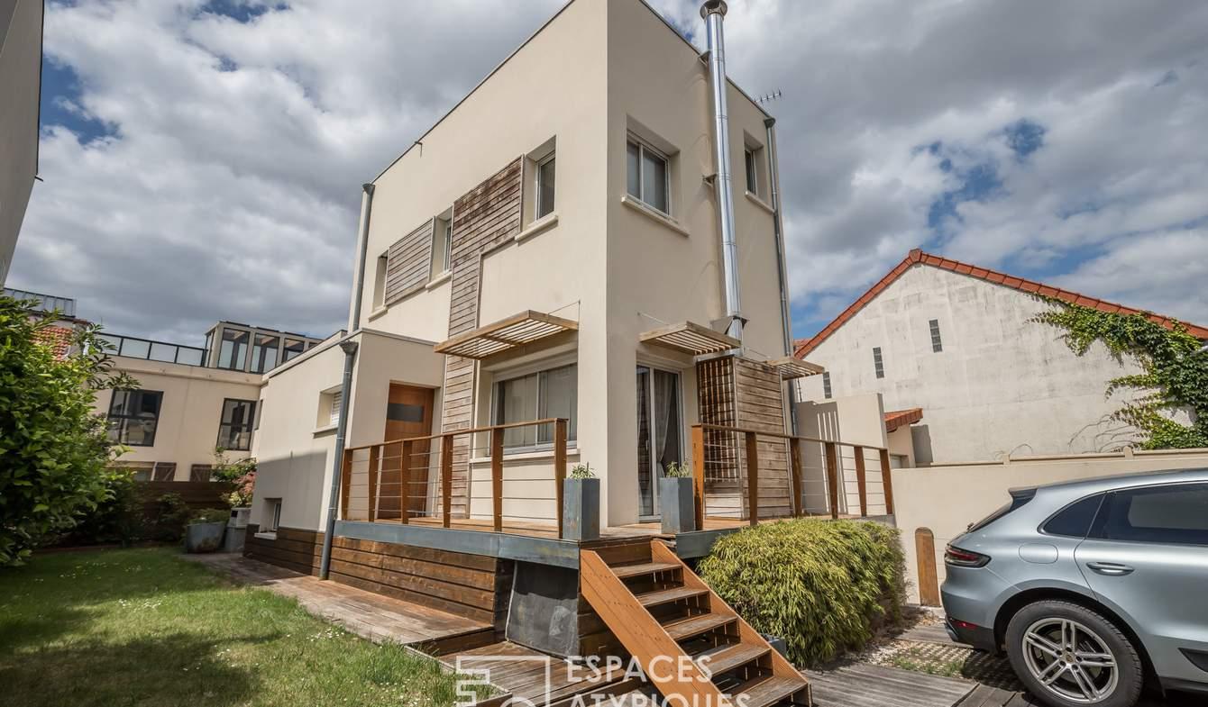 Maison avec terrasse Nanterre