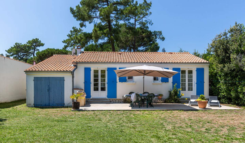 House with terrace Saint-Trojan-les-Bains