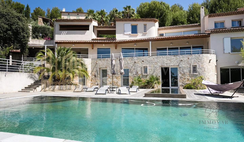 Villa with pool Saint-Cyr-sur-Mer