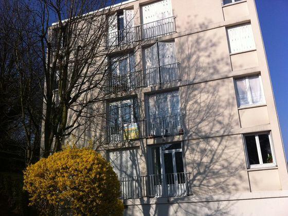 Vente appartement 3 pièces 51,5 m2