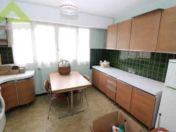 Appartement 3 pièces 85,81 m2