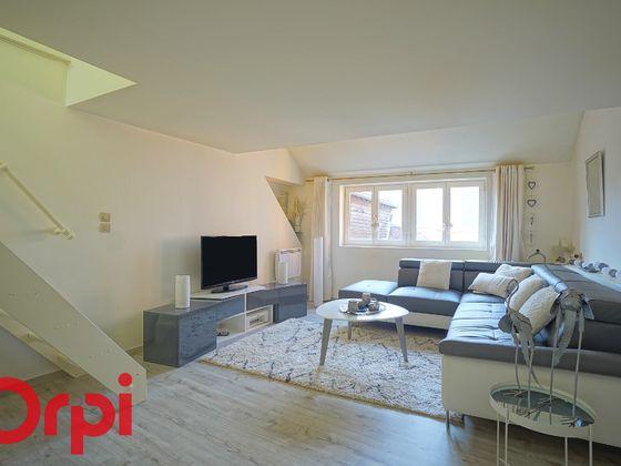 Vente appartement 3 pièces 63,95 m2