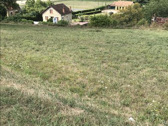 Vente terrain 2619 m2