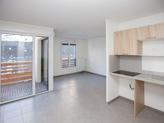 Vente appartement 3 pièces 60,17 m2