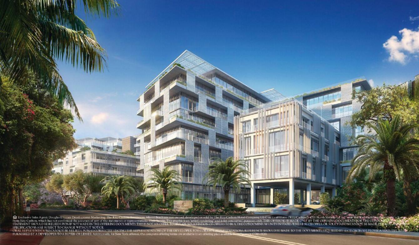 Appartement avec piscine Miami Beach