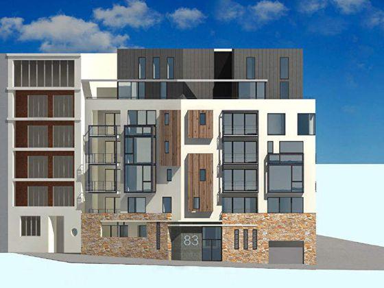 Vente appartement 2 pièces 68,69 m2