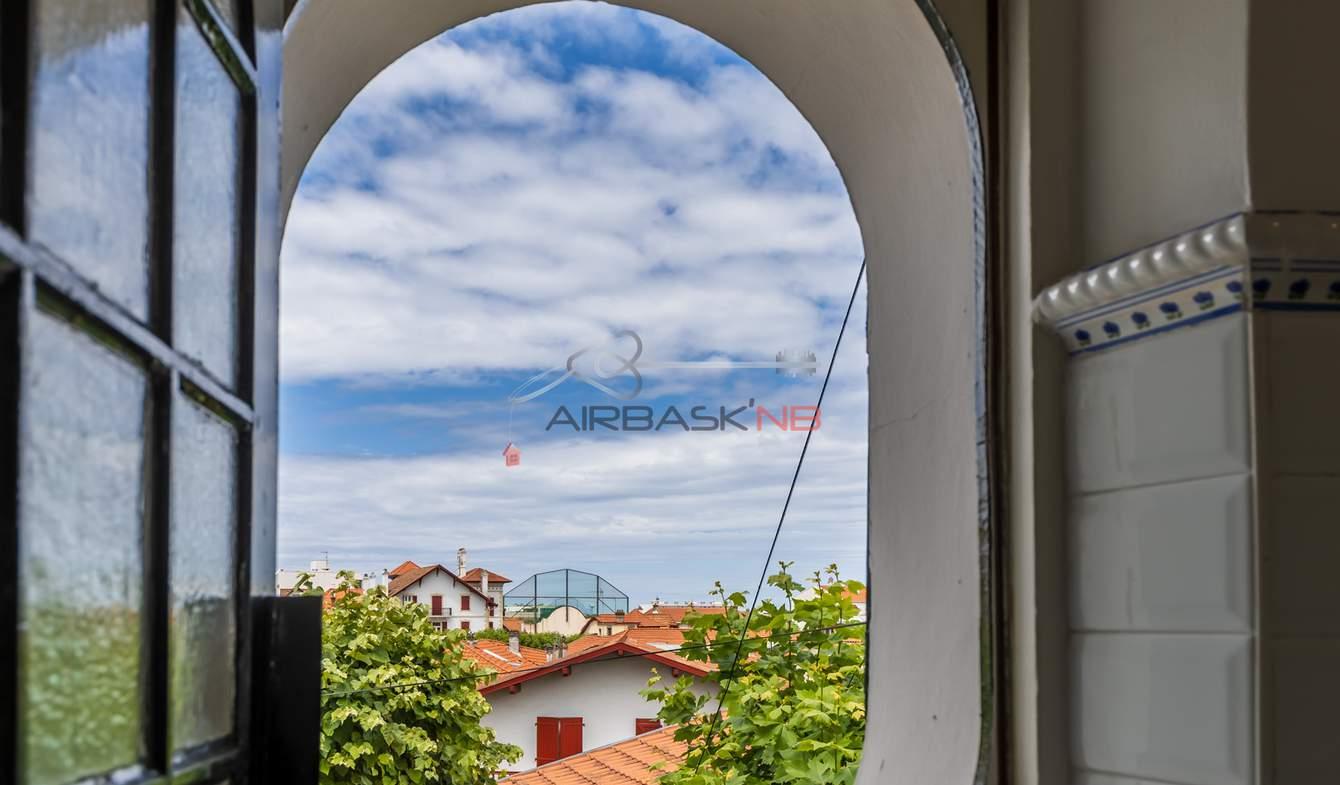 Maison en bord de mer avec jardin Biarritz