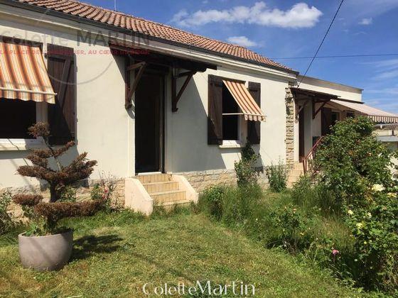 Vente maison 3 pièces 61,95 m2