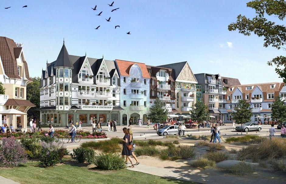 Vente appartement 3 pièces 67 m² à Le Touquet-Paris-Plage (62520), 750 000 €