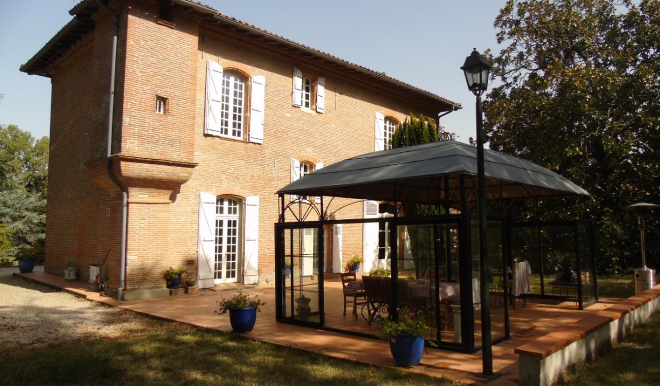 Maison avec piscine et terrasse Sainte-Foy-d'Aigrefeuille