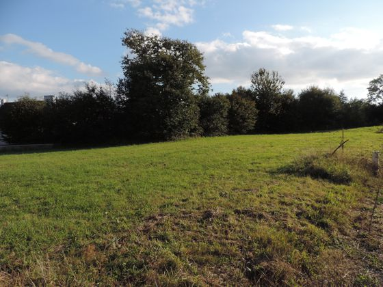 Vente terrain 1006 m2