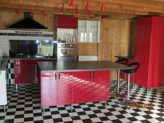 Vente ferme 8 pièces 150 m2