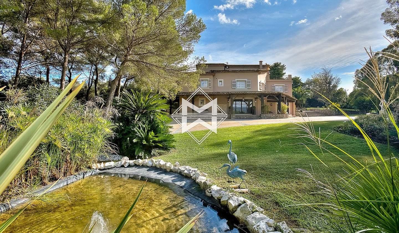 Maison avec piscine Mougins