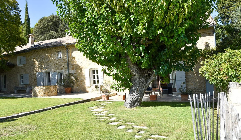 Maison avec piscine Saint-Restitut