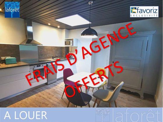 Location studio meublé 32 m2 à Sochaux