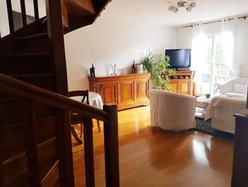 Appartement 3 pièces 63,09 m2