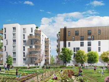 Appartement 4 pièces 77,15 m2