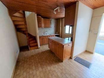 Appartement 2 pièces 27,94 m2