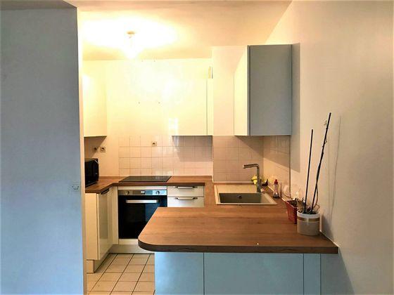 Location appartement 2 pièces 48,71 m2