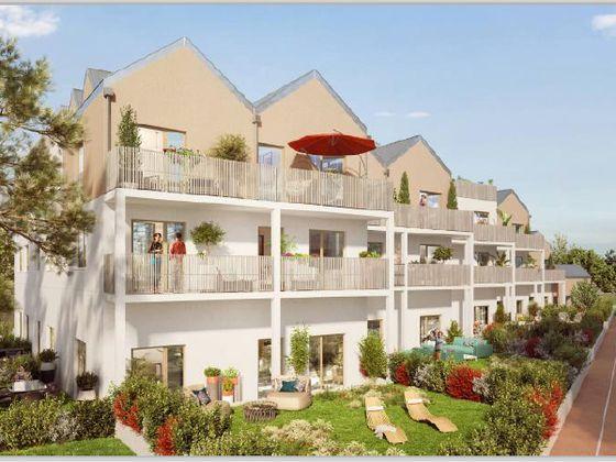 Vente appartement 3 pièces 61,13 m2