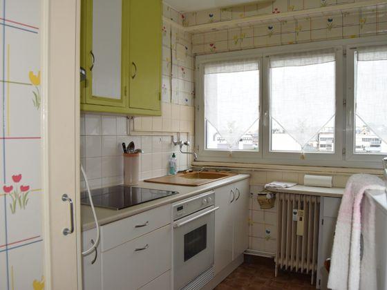Vente appartement 4 pièces 67,27 m2