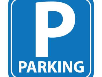 Parking 11,44 m2