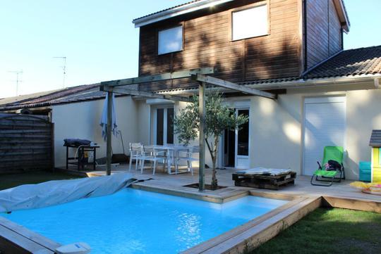 Maison avec terrasse